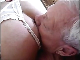 old man and crossdresser having a good time amateur (gay) blowjob (gay) crossdresser (gay)