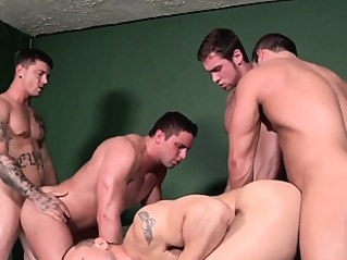 Underwear jocks oiling before cumming over muscle blowjob (gay) cumshot (gay) gays (gay)