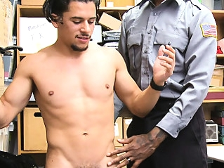 YoungPerps - Security Guard Fucks Armond Rizzo gays (gay) hd gays (gay) hunks (gay)